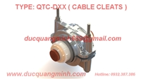 Kẹp cáp - Cable cleats